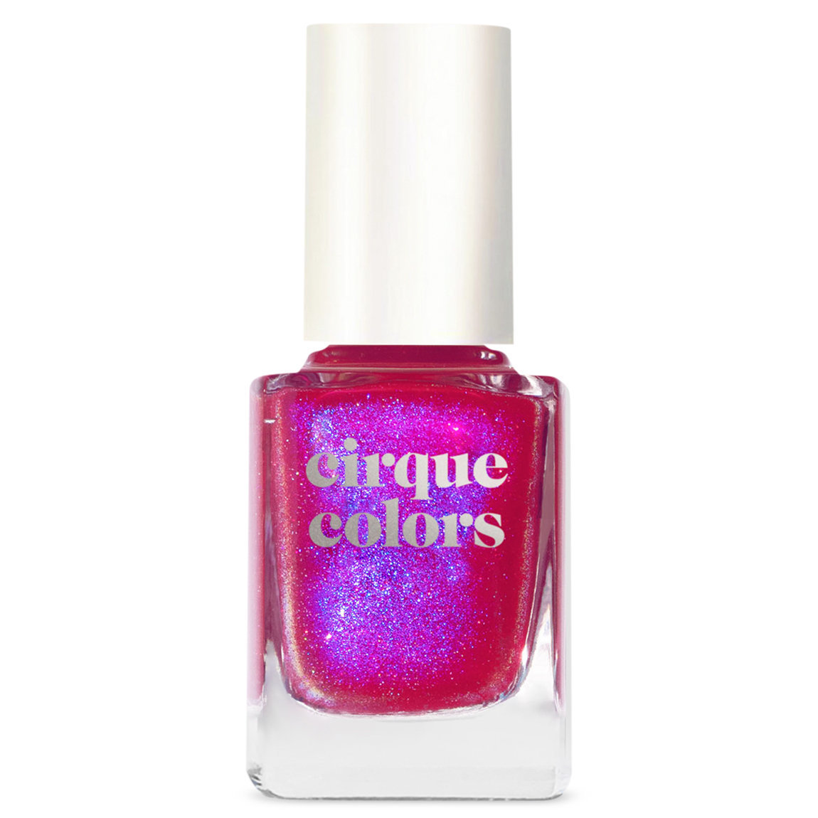 Cirque Colors Shimmer Nail Polish Wild Berry West alternative view 1 - product swatch.