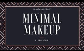 Minimal Makeup For Women In The Military