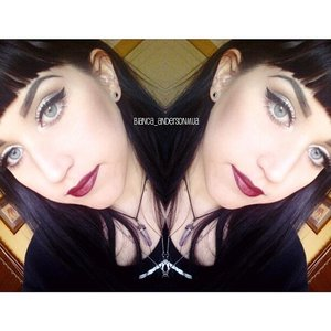 Anastasia Dipbrow Eyeko liner Gade Cosmetics Style Pallete Lime Crime Wicked Velvetine with Maybelline Plum on top