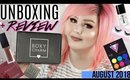 Boxycharm Unboxing & Review | August 2018