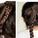 Bridal Hair with Bun - http://www.youtube.com/watch?v=J1yFUOKxweg