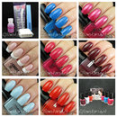Products And Swatches From The Edge Nail & Beauty