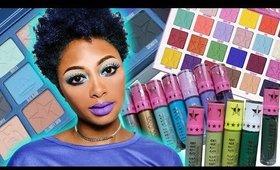 REVIEW: Jeffree Star Cosmetics Blue Blood, Jawbreaker & Liquid Lipsticks Haul