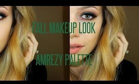 Fall Makeup Look | Amrezy Palette