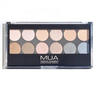 MUA Makeup Academy Professional Eye Palette Undressed