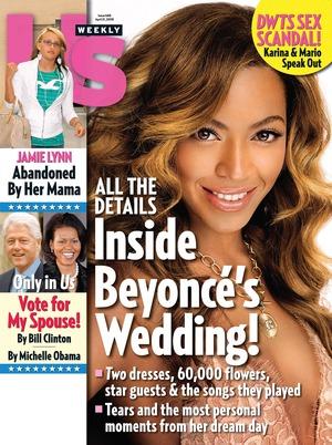 Beyonc'e - US Weekly