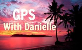 GPS informational video with Danielle