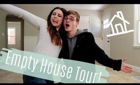 Empty House Tour 2019 | Our First Home!