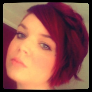 Not sure if i should stay red? Or dip dye brown to blone?