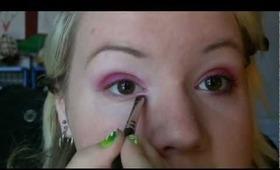 Simple Pink Look