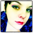 acid rainbow eyes