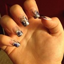 My new nails(: