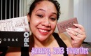My Loves... January 2013 Favorites featuring... Lorac, Urban Decay, Shea Moisture and more