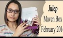 Julep Maven Box February 2014 + Swatches
