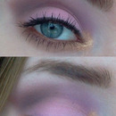 Simple Valentines Day Make up