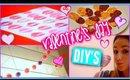 DIY Valentine's Day Room Decor and Treats 2015! ❤