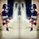IG: @glamorousleigheje #ootd