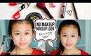 """""""No Makeup"""" Makeup Look // Makeup Under 5 Minutes!"""