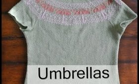 FO: Umbrellas Sweater by Joji Locatelli
