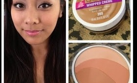 Covergirl Whipped Creme / Blusher Demo