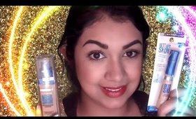 New Maybelline Better Skin Foundation and Concealer Review USA Summer 2015