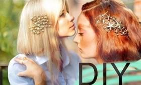 DIY RUNWAY: Rodarte Hair Clip