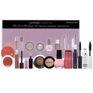Sephora Favorites My First Makeup Kit Deluxe Sampler