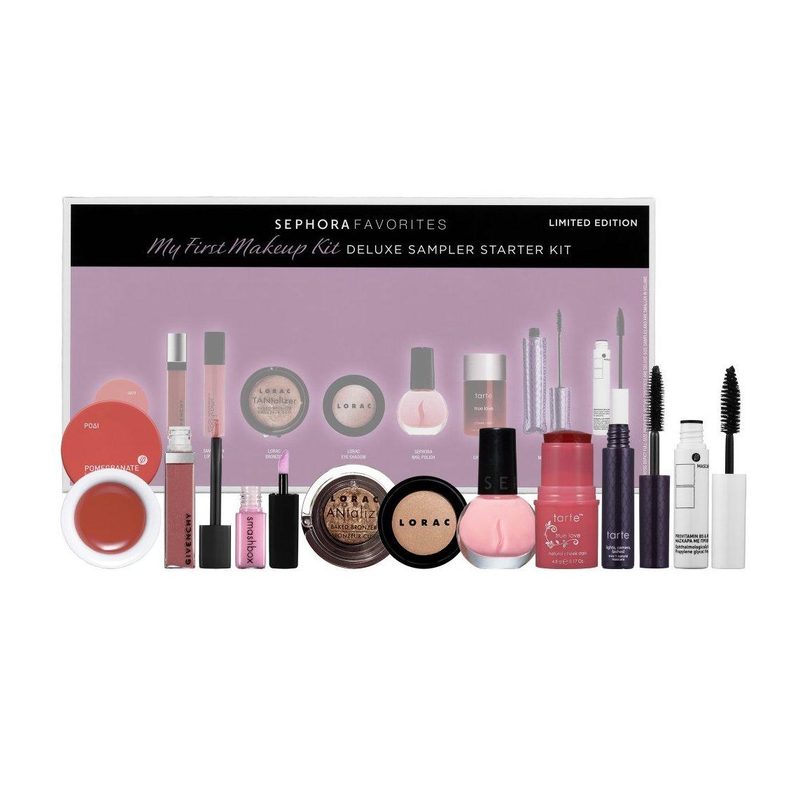 Sephora Favorites My First Makeup Kit Deluxe Sampler Beautylish