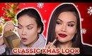CHRISTMAS MAKEUP TUTORIAL | Maryam Maquillage