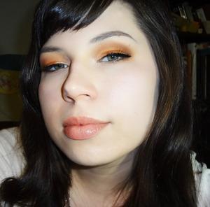 Burnt Orangey goodness