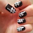 hashtag nails