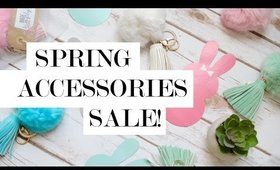 Pastel Pom Pom Keychains & Bagcharms | Spring Accessories Flash SALE!!
