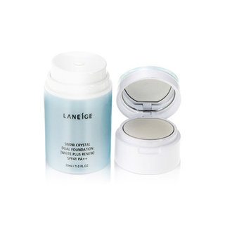 Laneige Snow Crystal Dual Foundation [White Plus Renew]