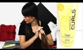 Simple Ombre Hair + Long Lasting Waves/Curls
