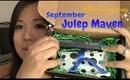 ♥Julep Maven   September 2012 Unboxing♥