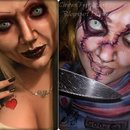 Tiff & Chucky Transformations // Hannabal Marie