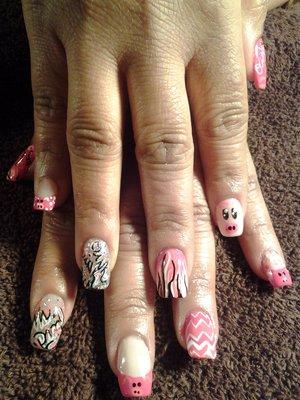 Piggy Nails