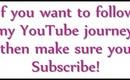 Youtube Channel Trailer - TheMissMaritza