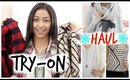 Winter Try-On Clothing HAUL! Urban Outfitters & More