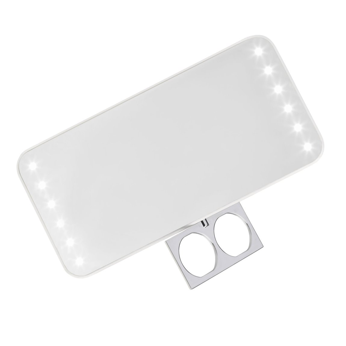Glamcor Riki Cutie Vanity Mirror White