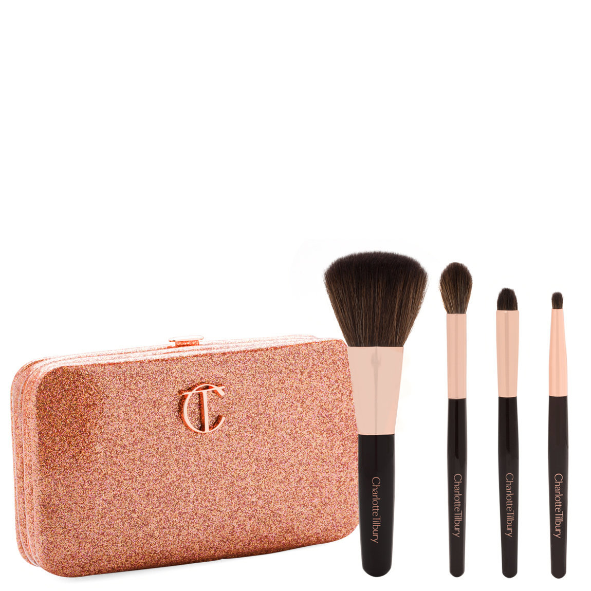 Charlotte Tilbury 2nd Edition Mini Magical Brush Set product smear.