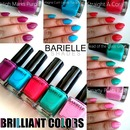 Barielle Brilliant Colors collection