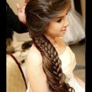 hairstyle for prom or formal event