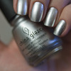 Metallic foil-like polish <3