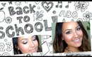 Back to School/College Drugstore Makeup Tutorial