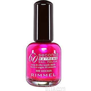 Rimmel London 60 Seconds Extreme Nail Polish