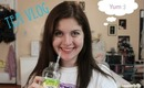 Tea Vlog! First Day of Junior Year. Twilight Beauty Tools, Beneath the Glitter!
