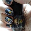 Japanese Moonlit Garden Nails