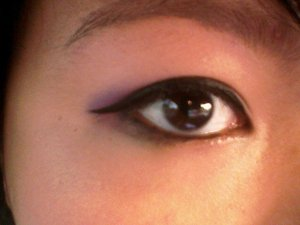 i love doing this simple look!
