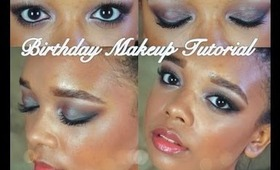 TheNewGirl007 ║ Out Of Your Comfort Zone - Birthday Makeup Tutorial ღ
